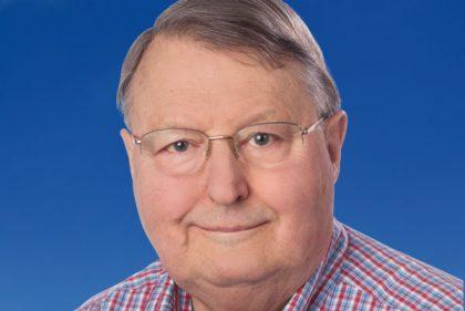 Horst Radig, Schatzmeister der CDU Laatzen